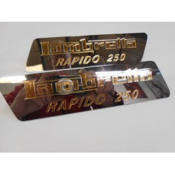 Rapido 250 panel flashes