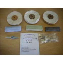 Bench polishing kits